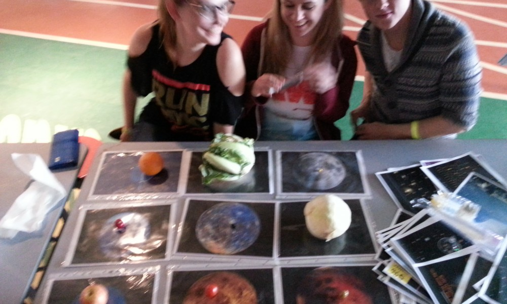 """I didn't know science could be so tasty!"" @GSC1"